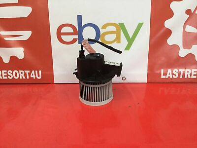 Fiat Panda Mk2 Heater Blower Motor 5 Door Hatchback 2003-2010