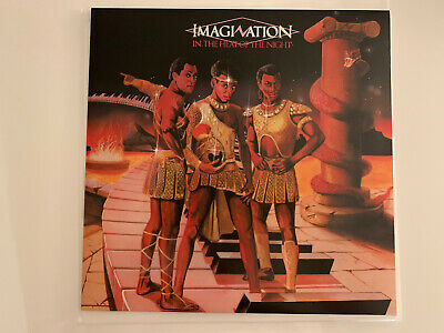 LP Imagination In The Heat Of The Night 180gr Vinyl re-issue mint (m)