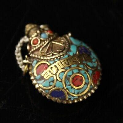 Collectable China Old Cloisonne Hand-Carve Delicate Unique Valuable Snuff Bottle