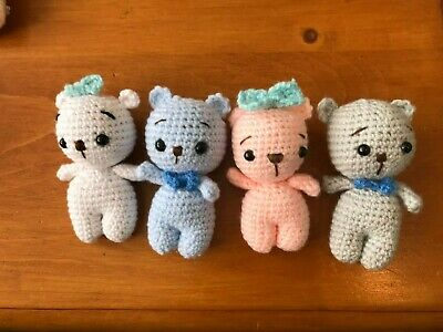 Crochet Teddy Bear Pattern • Kerri's Crochet | 300x400