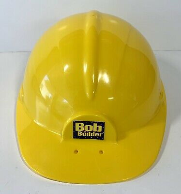 Bob The Builder Yellow Hard Hat - Toy