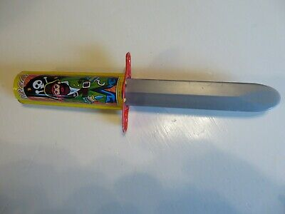 Plastic And Tin Knife Made In Japan