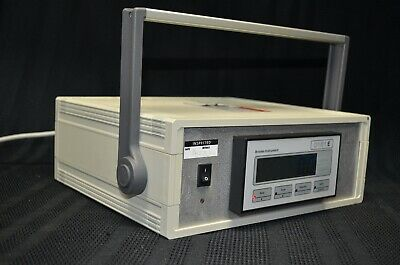 Brooks Instrument 0151E Mass Flow Controller Unit