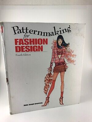 Pattern Making For Fashion Design By Helen Joseph Armstrong 18 67 Picclick
