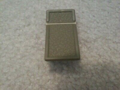 Vtg MOTU 1985 Fright Zone green CONNECTOR TAB clip hinge accessory part He-Man
