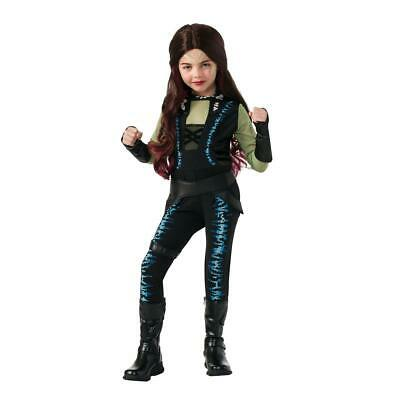 Guardians Of The Galaxy Marvel Deluxe Gamora Child Costume