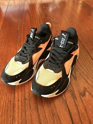 PUMA RS X TOYS White Royal Blue Red Yellow RSX Size 9.5