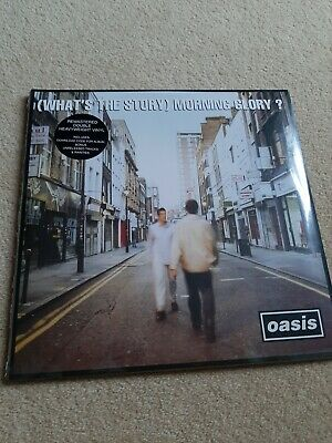 Oasis - (What's The Story) Morning Glory - 2 x 180gram Vinyl LP *NEW & SEALED*
