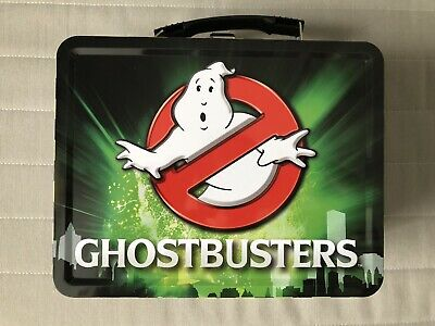 Ghostbusters Ecto-1 Tin Tote, Lunch Box