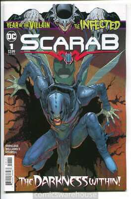 Infected Scarab #1 NM 2020 Stock Image