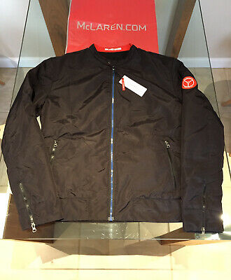 Genuine McLaren Est 1963 Racing Jacket