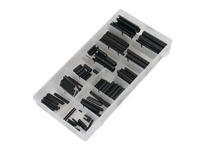 120pc ROLL PIN ASSORTMENT MIXED SPRING TENSION SMALL & LARGE