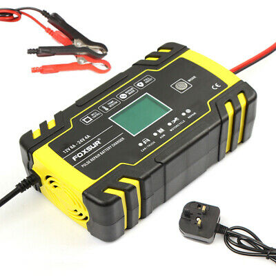 Lifeline 6v and 12v Battery Optimizer Trickle Charger Maintenance Charger Batter