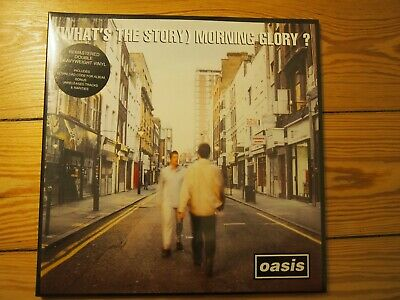 Oasis (Whats The Story)Morning Glory? (Remastered) LP Vinyl Neu OVP