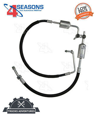 Suction Hose Assembly P//N:56375 Four Seasons A//C Refrigerant Discharge