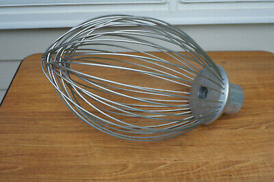 Hobart Legacy 60 qt. HL60D Stainless Steel Wire Whip/Whisp