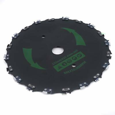"""15m Mähfaden /""""Saw Tooth/"""" 3,0mm for Brushcutter Trimmer"""
