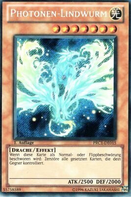 PRC1-DE022 Secret Rare DE NM Photonen-Zuflucht