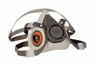 3M 6300 Half Face Respirator - Large - w/2071 Filters - US Stock - F7LH23