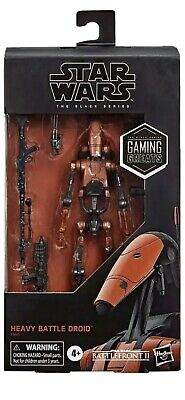 Star Wars Black Series Heavy Battle Droid Gaming Greats Exclusive IN HAND Front