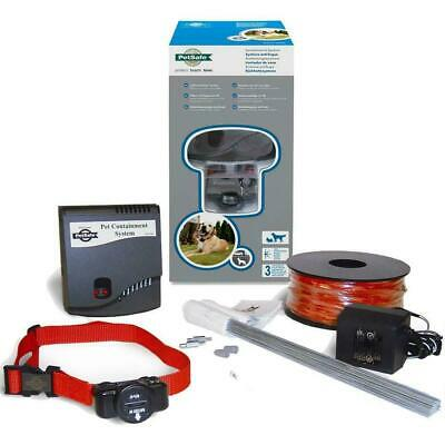 PetSafe Stubborn Dog In Ground Fence Containment System & Collar Radio Receiver