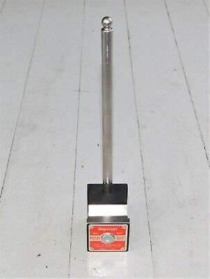 GEM #555FA Magnetic Stand Base Indicator Holder New in box