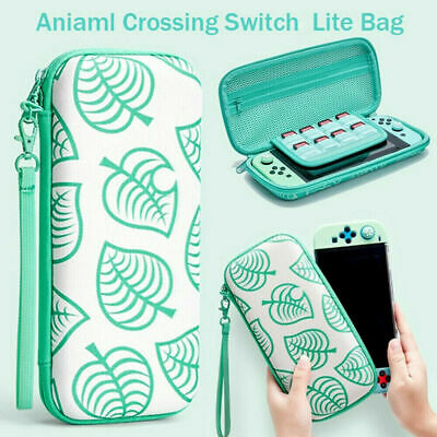 nintendo switch lite carrying case animal crossing