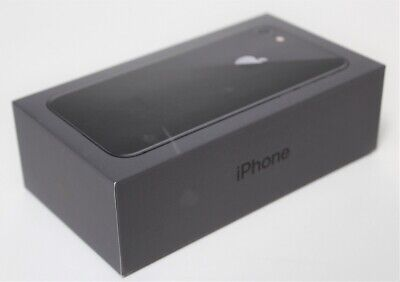 Apple iPhone 8 - 64GB A1905 Black(AT&T)(GSM) BRAND NEW SEALED BOX