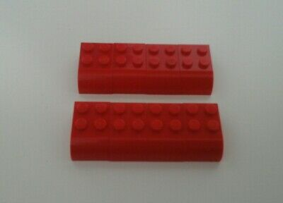 LEGO 5 NEUF Tan Slope Curved 3 x 1 inclinée PIECES