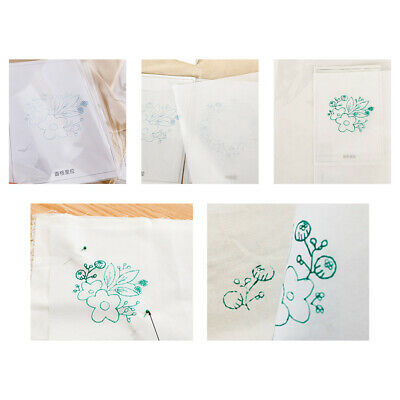 25M  50M 100M 5M 10M 15M EMBROIDERY SOLVY WATER SOLUBLE STABILISER 20M