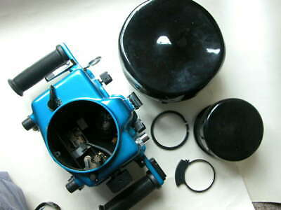 Tussey underwater housing for the Nikon F90x