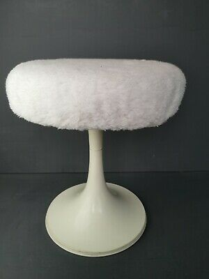 vintage Tulip stool from the 70s