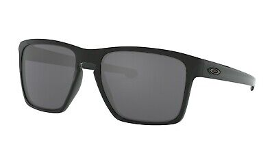 Oakley Sliver XL Sunglasses OO9341-05 Polished Black Frame W/ Black Iridium Lens