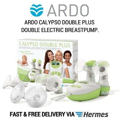 ARDO Calypso Double Plus - Swiss Made Double Electric Breastpump (NEW & Sealed)