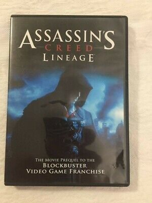 Assassin S Creed Lineage Dvd New 5 98 Picclick