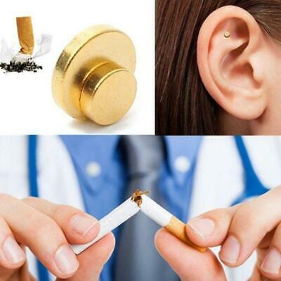 1pc Magnet Auricular Quit Smoking Acupressure Patch D5S5 R0H6 Z2B5 No P4O1