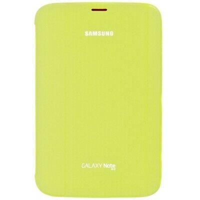 BOOK COVER PELLE SAMSUNG GALAXY NOTE 8.0 SM-N5100 N5110 BLU CUSTODIA FLIP CASE