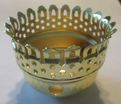 """Brass Plated 6-1//2/"""" Diameter Stamped Steel Base See Details 1"""