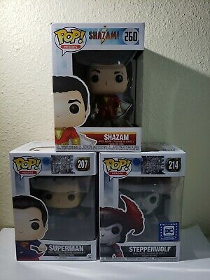 Funko POP! DC Heroes Justice League: Steppenwolf Legion of Collectors Excl. Lot