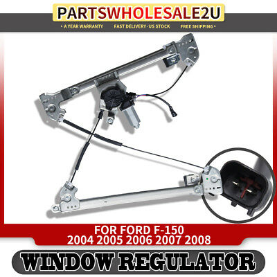 TYC Front Right Power Window Motor and Regulator Assembly for 2004-2008 Ford yf