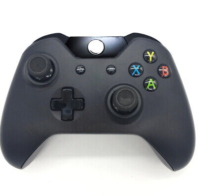 Black Controller for Microsoft Xbox One USB Wired / Wireless Gamepad Joypad New
