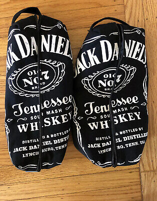 JACK DANIELS OLD NO 7 WHISKEY BOURBON RECYCLABLE COCKTAILS CANVAS TOTE BAG