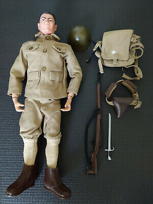 ORIGINAL 1964-66 GI JOE SOTW French Resistance Fighter Croix de Guerre Medal