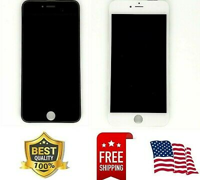 iPhone 7 Plus LCD Display Touch Screen Digitizer Replacement Black White