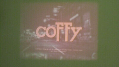 Coffy 1973 Super 8 Colour 200Ft Sound Cine 8Mm Film