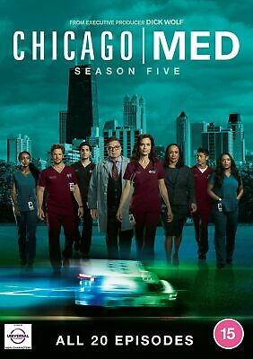 Chicago Med: Season Five (Box Set) [DVD]