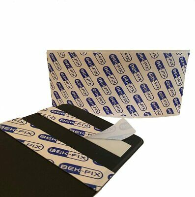 Bek-Fix Number Plate Sticky Pads Fixing Kit Very Strong Bond Double Sided Tape