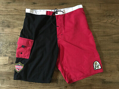 Vintage Kanvas by Katin surfboard shorts/trunks Made In USA