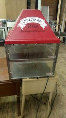 Countertop 2 Shelf Pizza Warmer Merchandiser - IL PICK UP ONLY!