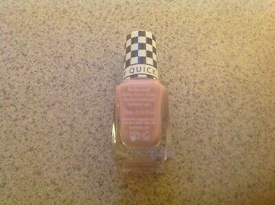 New.    Barry M  Nail Polish. Quick Dry. In Dusty Pink  Colour.